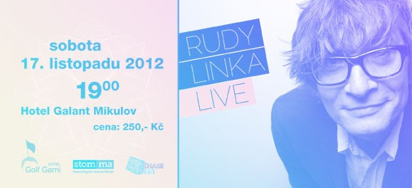 Jazz – koncert Rudy Linka 2012